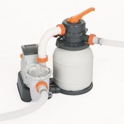 Platine de filtration a sable Flowclear Bestway 4m/h