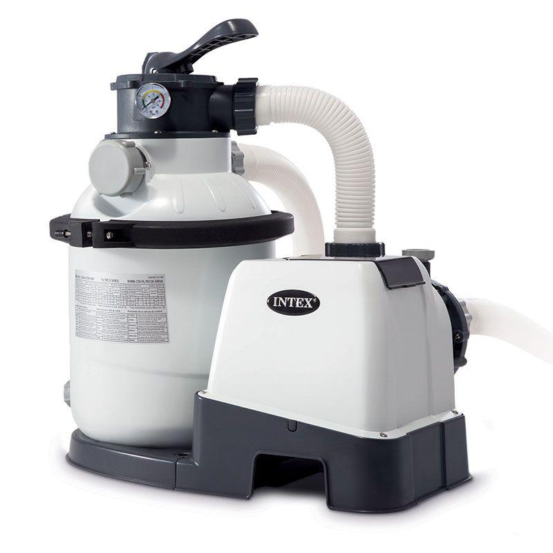 Platine de filtration à sable Intex 4m3/h