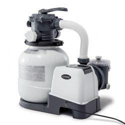 Platine de filtration à sable Intex 6m3/h