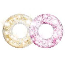 Bouée à paillettes Glitter Intex
