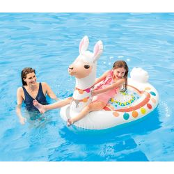 Lama gonflable piscine Intex