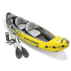 Canoë Kayak gonflable Intex Explorer K2