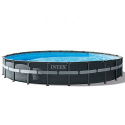 Piscine tubulaire Intex Ultra Frame XTR 7,32 x h1,32m