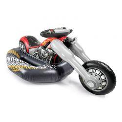 Moto chopper à chevaucher Intex