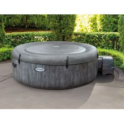 Spa Intex bulles 4 places luxe