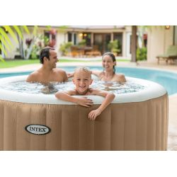 Spa Intex Sahara bulles 4 places