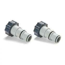 Lot de 2 adaptateurs type B 32-38mm Intex