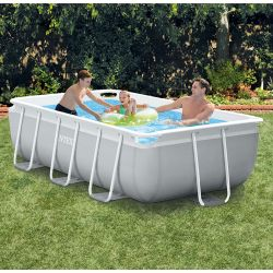 Piscine tubulaire Intex Prism 3,00 x 1,75 x h0,80m