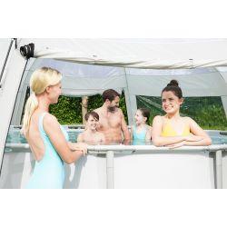 Dôme de protection Bestway pour piscine