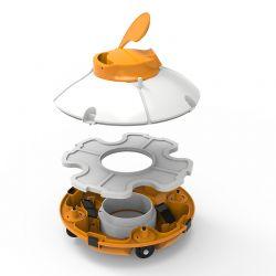 Robot Bestway Frisbee