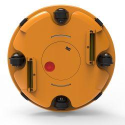 Robot Frisbee