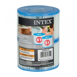 Cartouche Pure Spa Intex S1 (lot de 2)