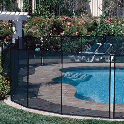 Clôture de sécurité piscine souple Gre