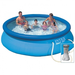 Piscine autoportée Intex Easy Set 3,66 x h0,76m