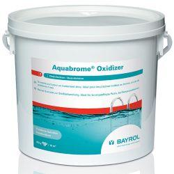 Aquabrome Oxidizer Regenerator Bayrol - brome choc