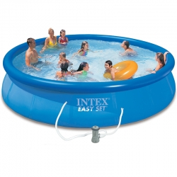 Piscine Intex Easy Set 4,57 x h0,84m