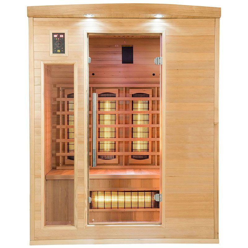 Sauna Infrarouge Apollon 3 places