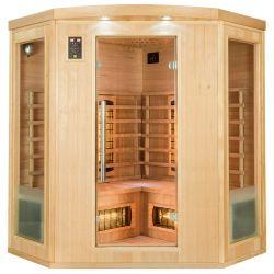 Sauna Infrarouge Apollon 3-4 places