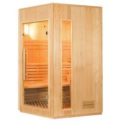 Sauna traditionnel à vapeur Zen 3-4 places