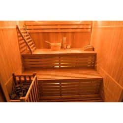 Sauna traditionnel à vapeur Zen 4 places