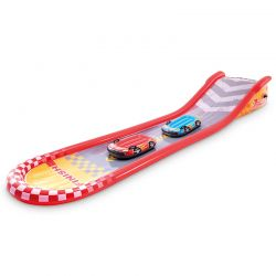 Tapis de glisse Intex Gliss Party Formule 1 et ses 2 body boards