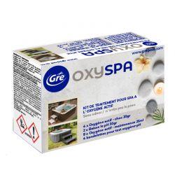 Kit de traitement Spa set Gre à l'oxygène actif