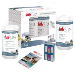 HTH Spa set brome pour spa gonflable