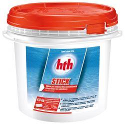 HTH Stick - chlore lent non stabilisé