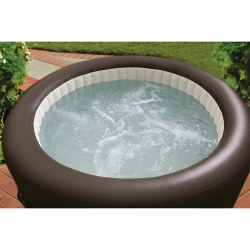 Spa gonflable Intex PureSpa jets 4 places