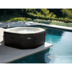Spa Intex PureSpa bulles et jets 4 places