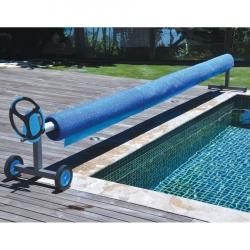 Enrouleur de bâches piscine enterrée Presto Alux