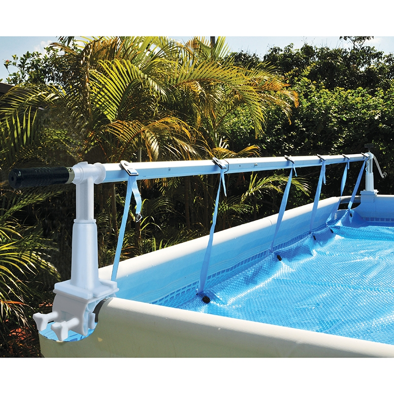 Enrouleur de bâches piscine hors-sol Solaris II