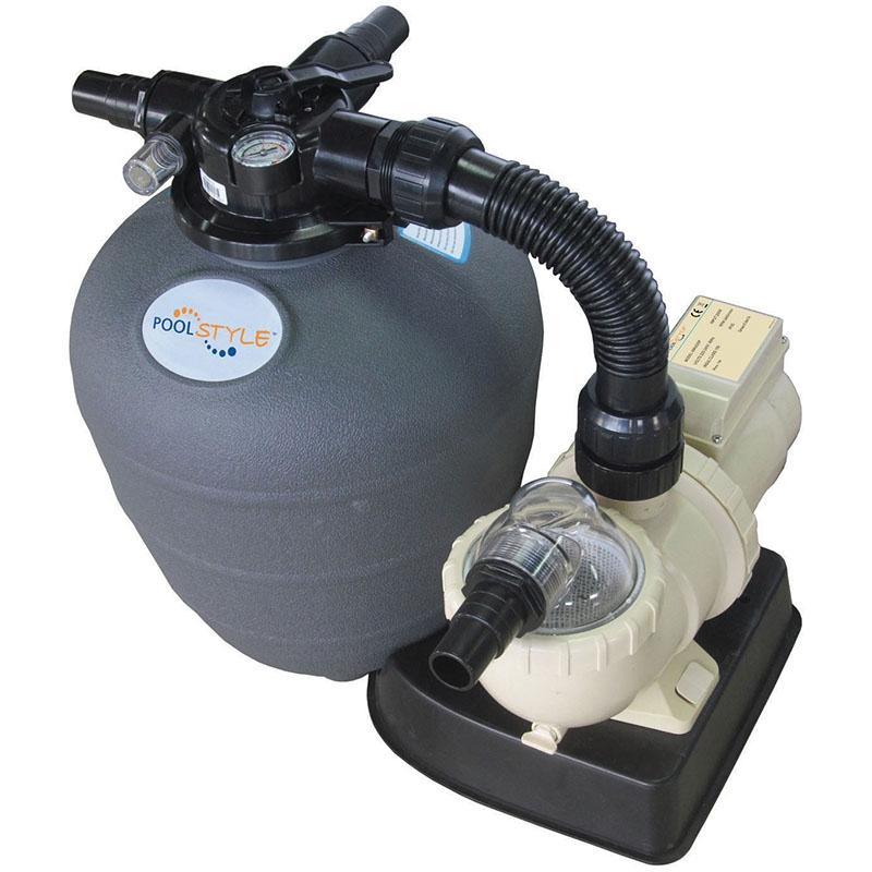 Platine de filtration Poolstyle