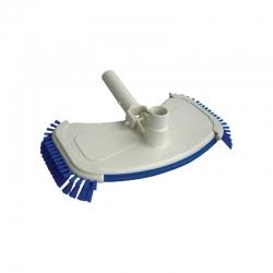 Tête de balai ovale à brosses