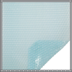 Bâche à bulles Quatro 500 microns Sun Energy
