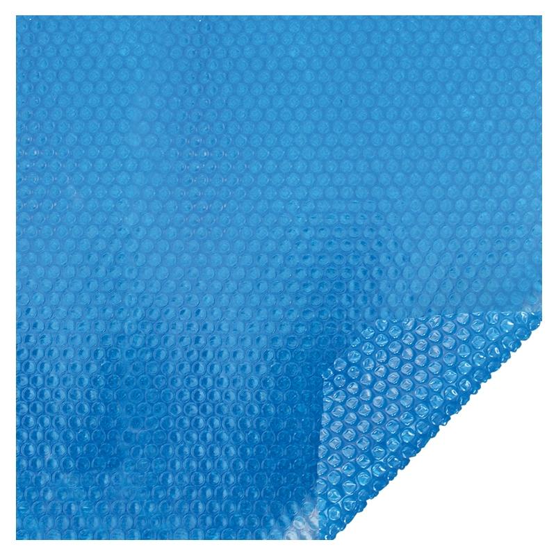 Bâche à bulles Eco 400 microns bleu - bleu
