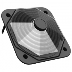 Dome de chauffage solaire