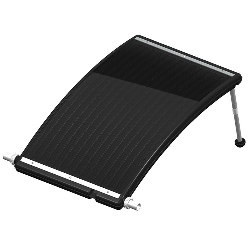 Rechauffeur piscine solaire perfect chauffage solaire for Panneau solaire pour piscine enterre