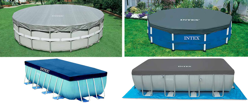 couvertures dhivernage piscine tubulaire - Hivernage Piscine Autoportee Intex