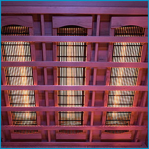Panneaux Full Spectrum Sauna Infrarouge