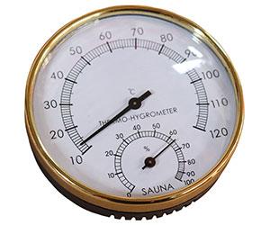 Thermomètre pour Sauna vapeur