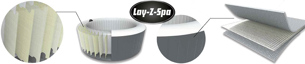 Structure pour spa Bestway Lay-Z