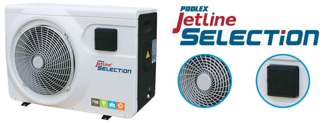 Pompe à chaleur piscine Jetline Selection