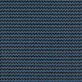 Bâche hiver filtrante Bleu - Noir