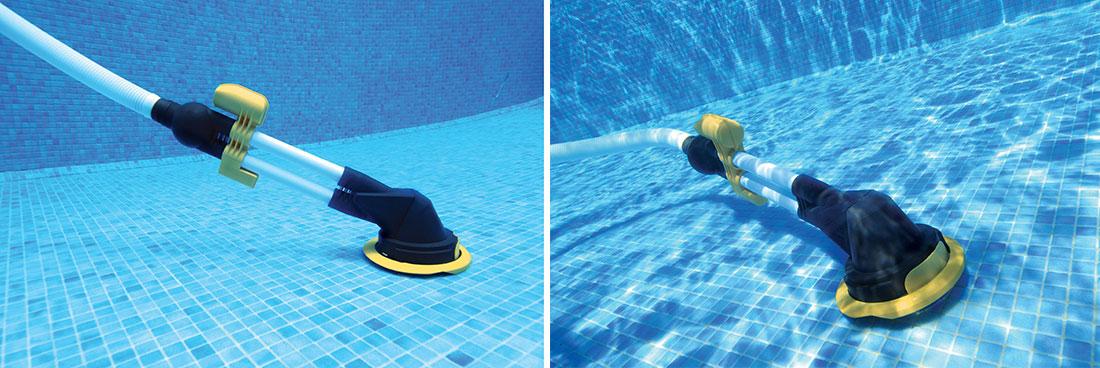Robot aspirateur de piscine zappy for Colmater fuite tuyau piscine