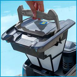 Nettoyage facile Zodiac Tornax OT 2100