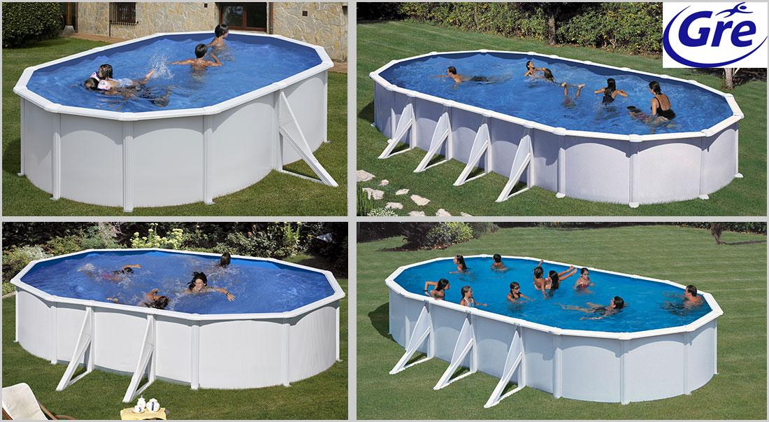 Pompe piscine gre hors sol amazing piscinas hors sol with for Skimmer piscine hors sol gre