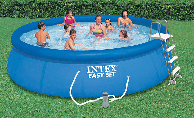 Piscine autoportante Easy Set 4,57 x h1,07m