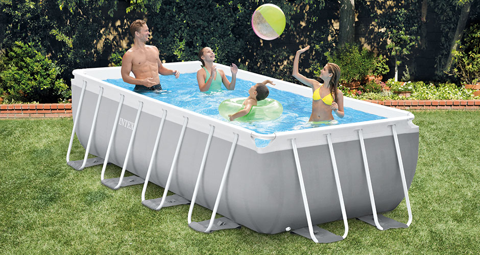 piscine tubulaire frame intex