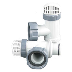 Piscine Tubulaire Intex Ultra Silver 7 32 X 3 66 X H1 32m